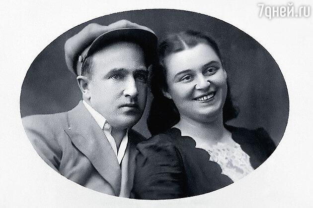 Родители Михаила Левитина