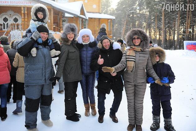Ирина Дмитракова, Ольга Кабо, Алика Смехова