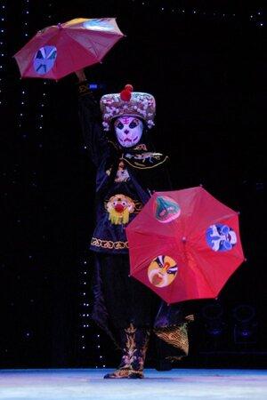 Представление Императорского Пекинского цирка