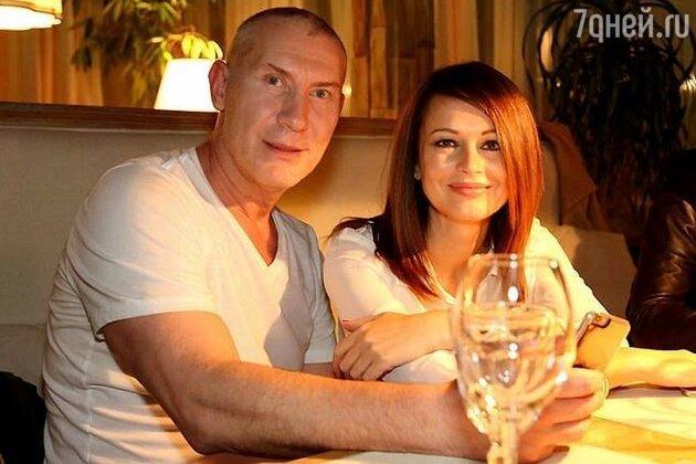 Игорь Жижикин и Ирина Безрукова