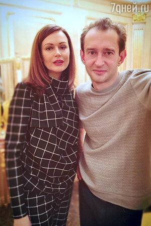 Ирина Безрукова и Константин Хабенский