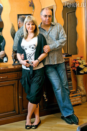 Маргарита Суханкина и Андрей Литягин