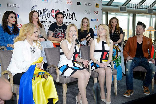 Официальная pre-party конкурса  «Евровидение»