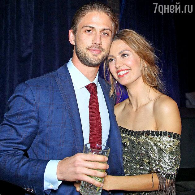 Виктория Боня с мужем Алексом