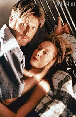 Сам Джигурда как-то признался, что у них с Ларисой что-то было на съемках фильма «Любить по-русски»