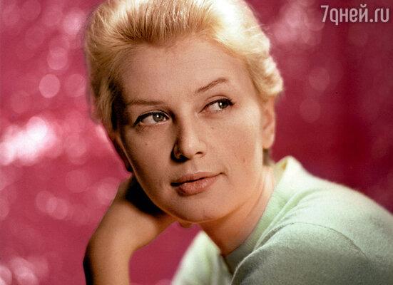 Валентина Титова. 1967 г.
