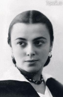 Мира Тодоровская. 50-е годы