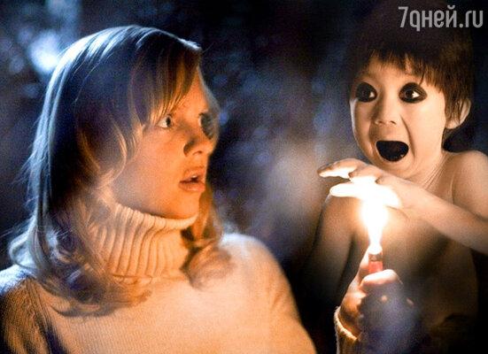 Кадр фильма «Очень страшное кино 4»