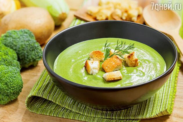 Летний суп от Натальи Сенчуковой