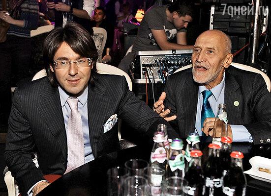 Андрей Малахов и Николай Дроздов