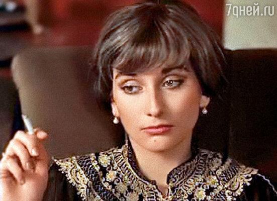 На встречах со зрителями Роберт говорил, что познакомился с актрисой из «Покаяния» и она — чудо