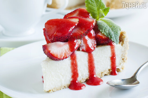 Чизкейк с вишней, ананасом и кофе: три оригинальных рецепта вкусных тортов