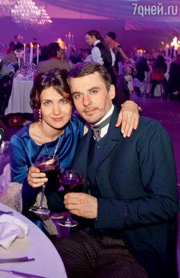 У Екатерины Климовой иИгоряПетренко родились двое сыновей, прежде чем актеры поженились