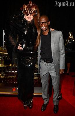 Леди Гага и Трой Картер