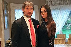 ВИДЕО: хоккеист Александр Овечкин после свадьбы стал романтиком
