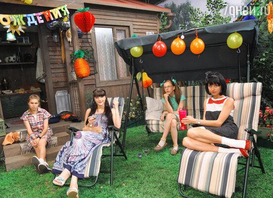 Кадр сериала  «Папины дочки»