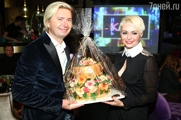 Катя Лель и Александр Селезнев