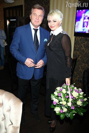 Катя Лель и Лев Лещенко