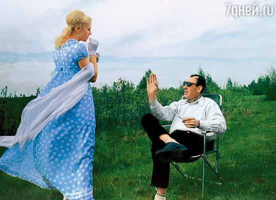 Басов искал актрису на главную роль в «Метель», я порекомендовал Титову