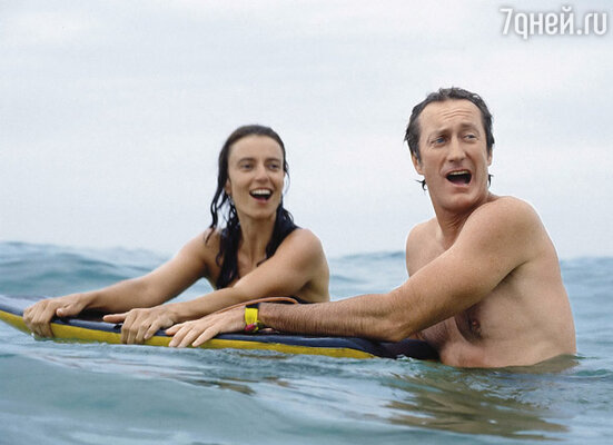 Брайан влюбился в Рэйчел с первого взгляда и стал буквально ее поводырем в мире вспышек, софитов, криков «Мотор!» и косых взглядов... Австралия, 2007 г.