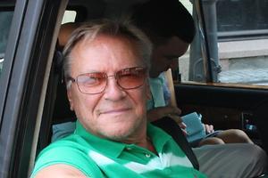 Сергей Шакуров показал подросшего сына