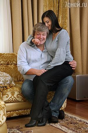 Александр и Екатерина Стриженовы. 2012 г.