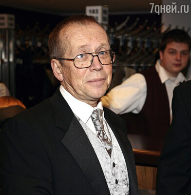 Ведуший и руководитель программы «Умницы и умники» Юрий Вяземский