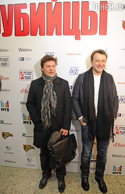 Сергей Белоголовцев и Марат Башаров