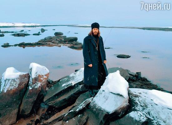 В картине «Остров» Дмитрий Дюжев сыграл одну из своих лучших и противоречивых ролей. 2006 г.
