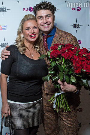 Дмитрий Оленин и Анна Семенович