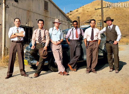 Кадр из фильма «Охотники на гангстеров»