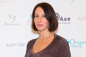 Алика Смехова предпочитает пользоваться эксклюзивной косметикой