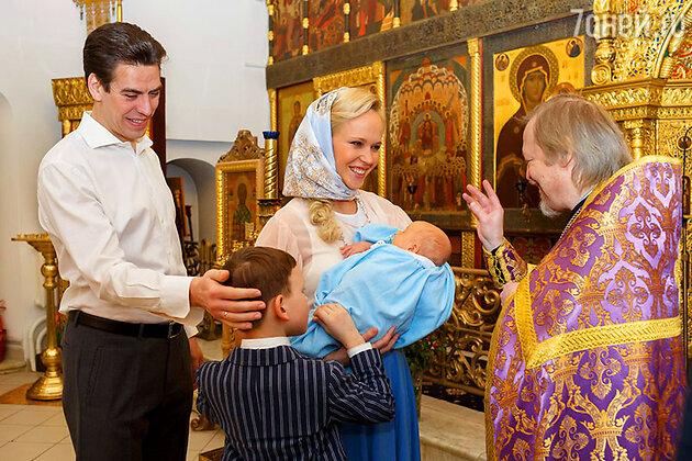 Дмитрий Дюжев и его супруга Татьяна