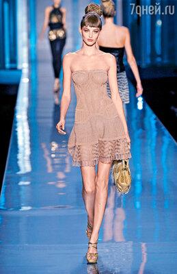 Бельевой стиль от «Christian Dior»