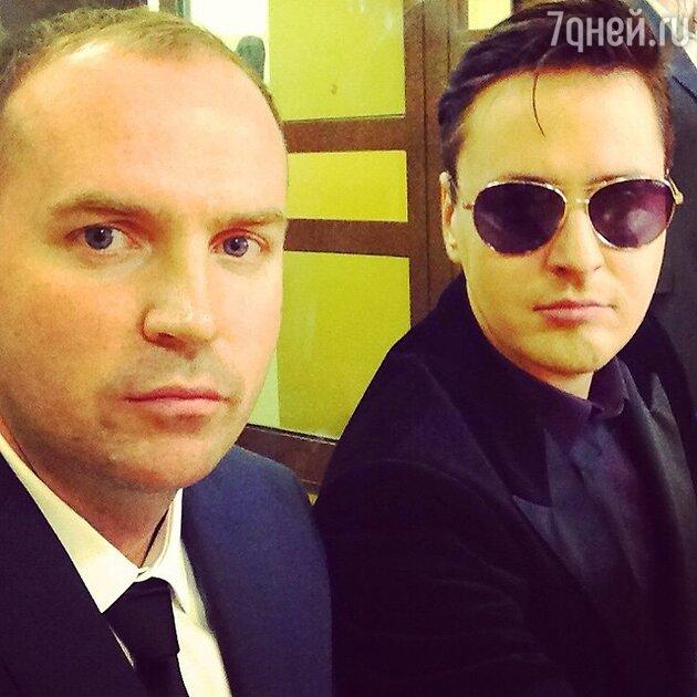 Витас и Сергей Жорин