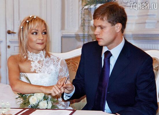 Свадьба Тани и Влада состоялась во Дворце бракосочетаний №1 Санкт-Петербурга