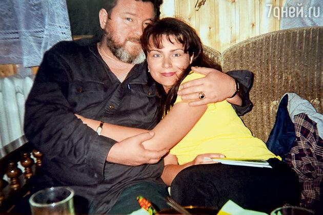 Михаил Евдокимов и Надежда Жаркова