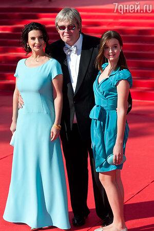 Александр и Екатерина Стриженовы на ММКФ-2013