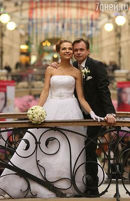 11 лет Маруся попала на концерт группы «На-На» и в тот день сказала маме: «Выйду замуж только за Лёвкина!»