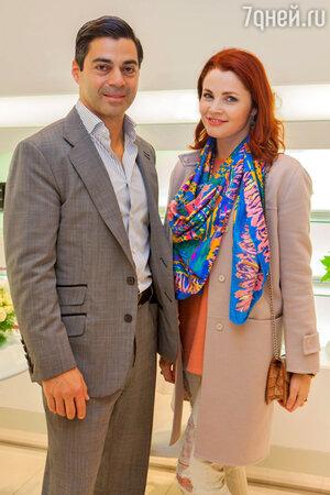 Екатерина Вуличенко и Яннис Александридис
