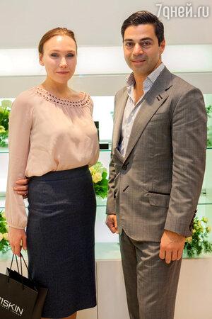 Дарья Екамасова и Яннис Александридис