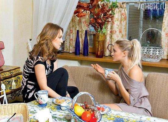 Ева и Альбина: «Мы едим все, в том числе и торты, но знаем, что на следующий день нас ждет лишний час тренировок»