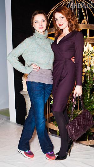 Екатерина Вилкова и Екатерина Вуличенко