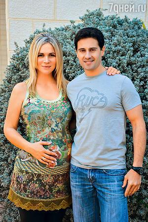 Виктория и Антон Макарские. Израиль, март 2015 г.