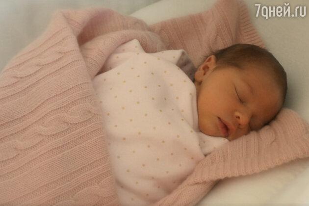 Дочка принцессы Мадлен Леонора