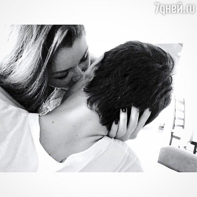 Анна Заворотнюк с возлюбленным