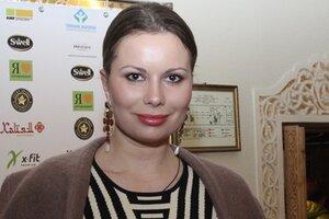 Настя Осипова получила премию «Счастливчик года»