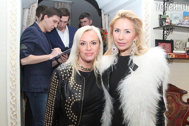 Наталия Гулькина и Анастасия Гребенкина