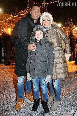 Стас Костюшкин, Юлия Костюшкина, Богдан Костюшкин