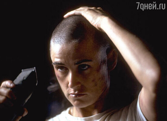 Кадр фильма «Солдат Джейн»